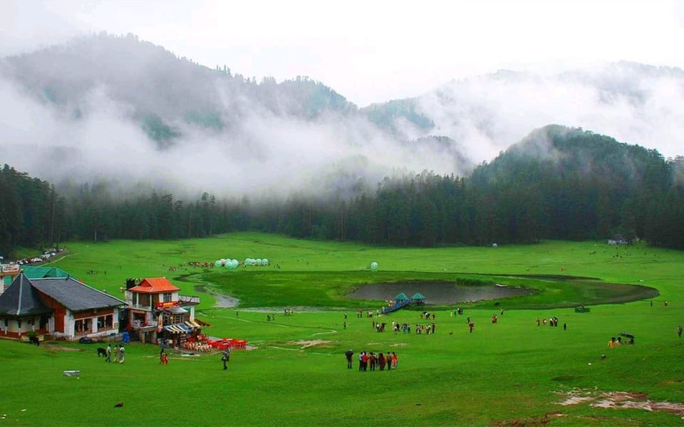 Day 8 Sightseeing in Dalhousie and Excursion to Khajjiar   A Quaint Little Hamlet known as the 'Mini Switzerland of India'