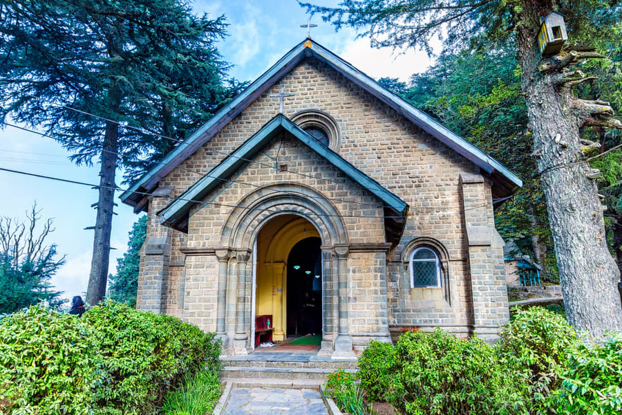 Day 3 Sightseeing in Dalhousie   Wander Around in Nature with Glimpses of Colonial Heritage