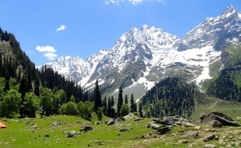 Day 3 Excursion to Sonamarg   Explore the Meadow of Gold