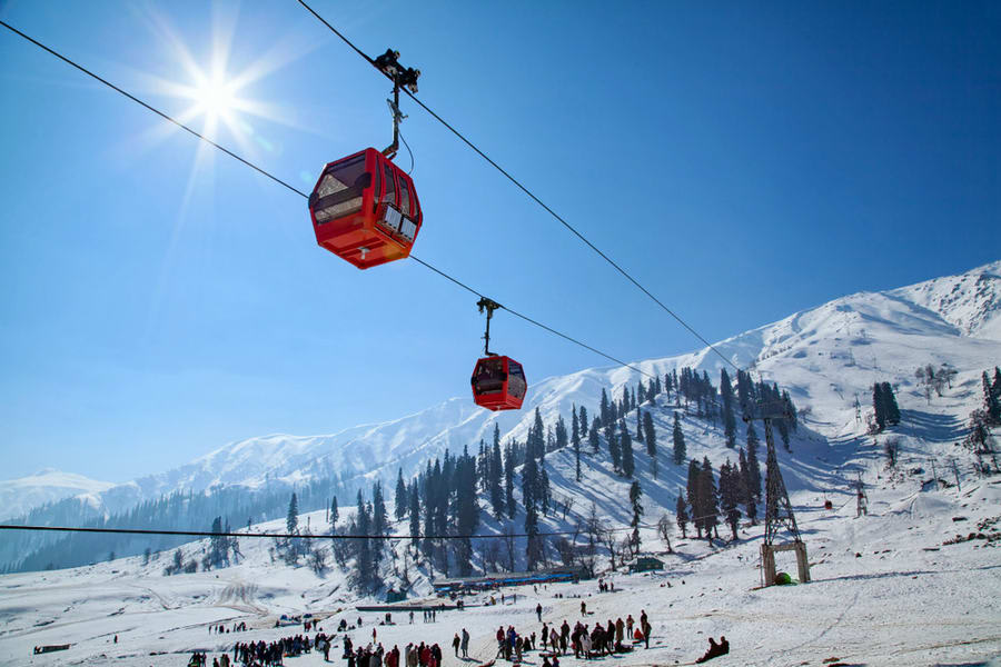 Day 4 Sightseeing in Gulmarg   Explore the 'Jewel in the Crown of Kashmir'