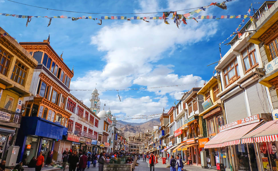 Day 1 Arrival in Leh | Welcome to the Top of the World/Land of High Passes