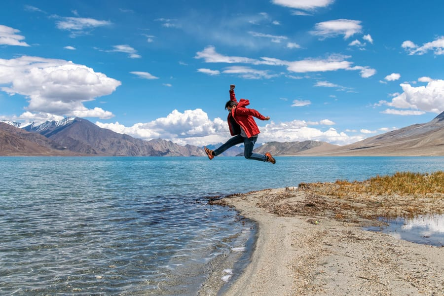 Day 4 Nubra Valley to Pangong Lake | Relive the Bollywood Moments