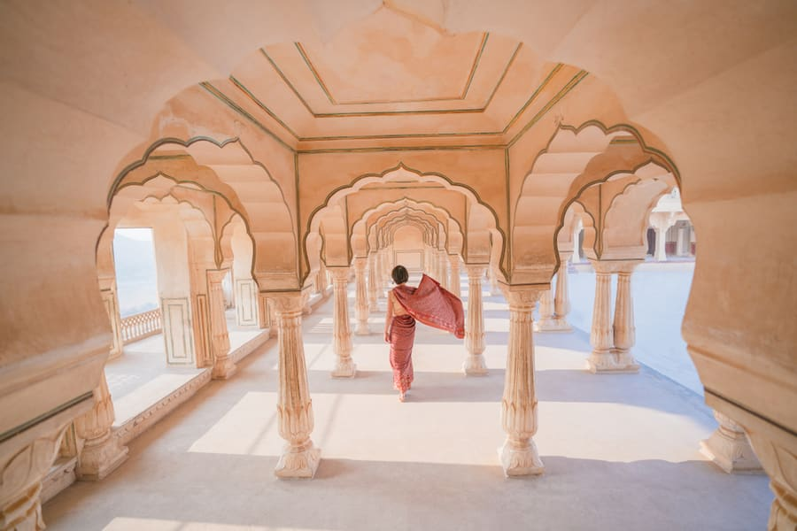 Day 3 Agra to Jaipur via Fatehpur Sikri | Welcome to the 'Pink City of India'