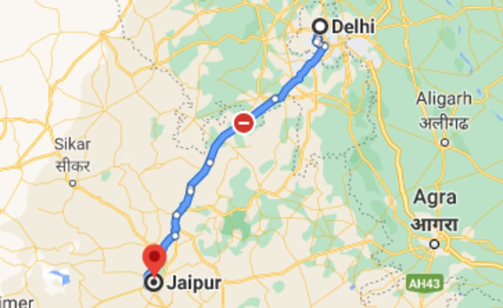 Day 5 Jaipur to Delhi and Departure | End of Trip With a Bag Full of Life Time Memories