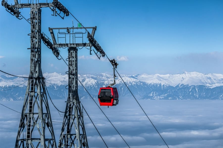 Day 3 Excursion to Gulmarg   Admire the Appealing Panoramic View from Asia's Highest Cable Car