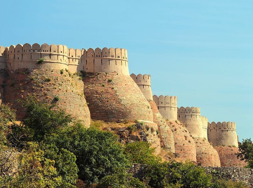Day 3 Udaipur to Kumbhalgarh   Visit the Second Largest fort in Rajasthan