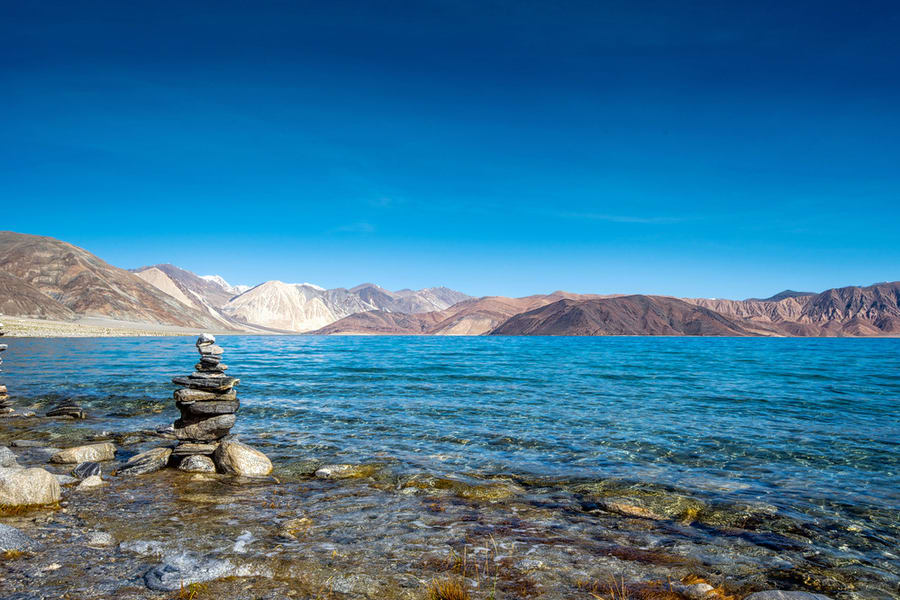 Day 4 Nubra valley to Pangong Lake   Relive the Bollywood moments