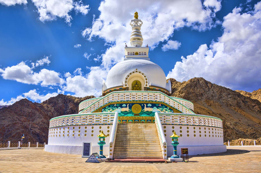 Day 1 Arrival in Leh | Welcome to the Top of the World