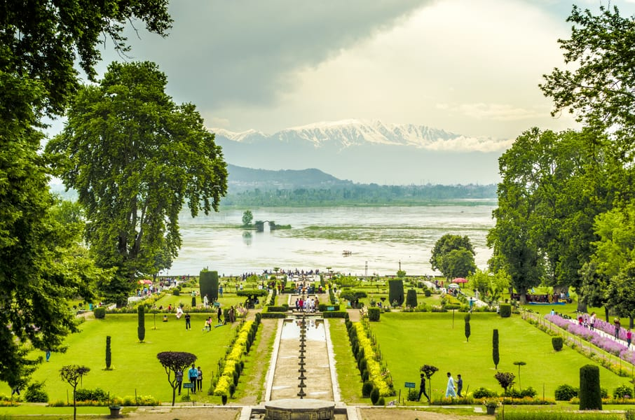 Day 5 Srinagar Sightseeing and Departure   Walk the Beautiful Mughal Gardens with a Variety of Colourful Flowers and Bid Farewell to the Paradise