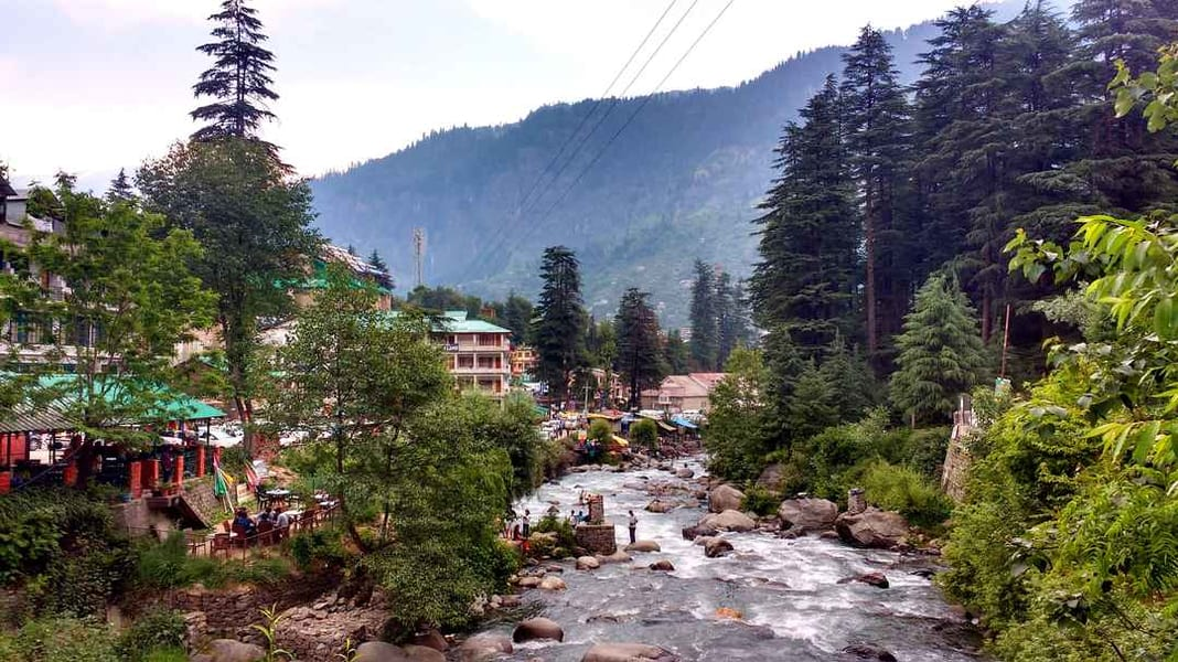 """Day 2 Sightseeing at Manali 