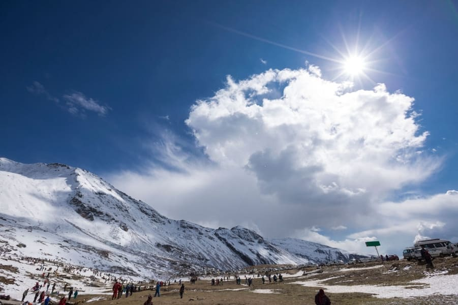 Day 3 Excursion to Solang Valley | A Paradise for Nature Lovers and Adventure Enthusiasts