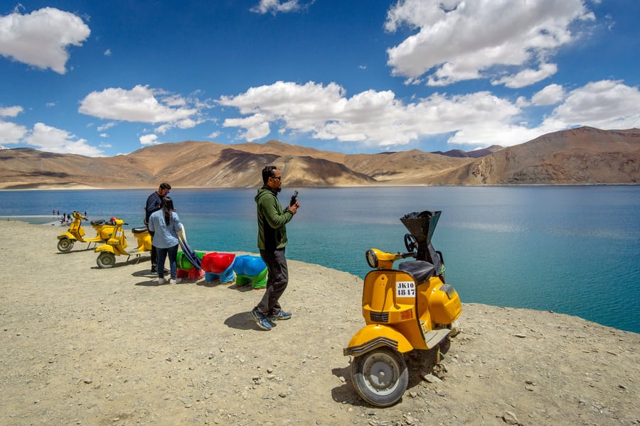 Day 6 Nubra Valley to Pangong Lake   Relive The Bollywood Moments