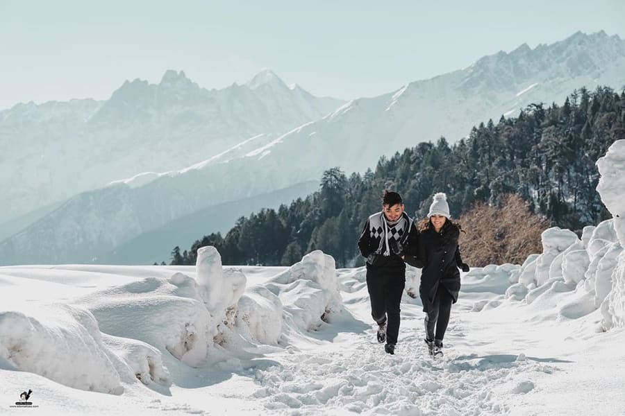 Day 5 Pahalgam to Gulmarg | Spend a Romantic Day in the Flower Scented Meadows